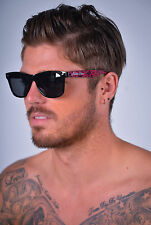 NORTHERN GARMS ROSE WAYFARER BAN SUNGLASSES £12.00 UV 400 RAY SUMMER IBIZA