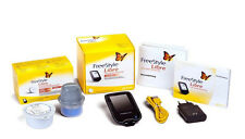 Abbott Free Style Libre Start Set - Internatio Bidders Welcome 1 Sensor 1 Reader