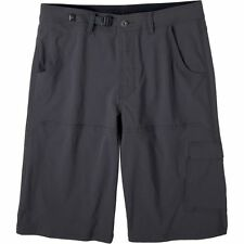 Prana Stretch Zion 12in Short - Men's Charcoal 34x12