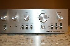 Pioneer SA 7500 Vintage Amplifier (Great Condition)