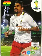 Adrenalyn XL - Kevin-Prince Boateng - Ghana - Fifa World Cup Brazil 2014 WM