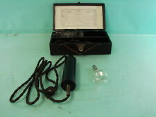 Antique Violetta Baby Type A Ultraviolet Electro Therapy Quack Medical Device