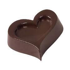 Paderno Stampo cioccolatini policarbonato 15 impronte cuore