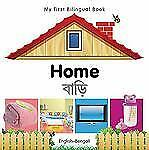 My First Bilingual Book-Home (English-Bengali), Milet Publishing, New Books