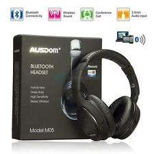 Ausdom M05 V4.0 Bluetooth WirelessStereo Headset Headphone Earphone for Phone