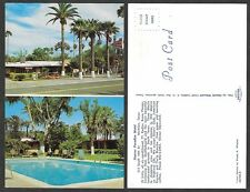 Old Hotel,Motel Postcard - McAllen, Texas - Hoover Paradise Motel
