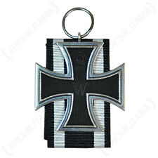 1914 IRON CROSS 2ND CLASS - Repro WW1 German Military Army Medal With Ribbon