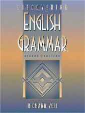 Discovering English Grammar by Richard Veit (1998, Paperback)