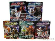Bandai PHVS Ultraman Zero Movie Candy Toy Vinyl Figure Set of 5 Belial Kaiju