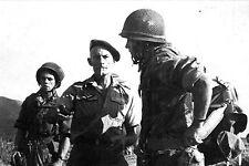 Militaria - Indochine - Le Colonel Langlais à Dien Bien Phu