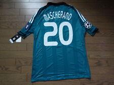 Liverpool #20 Mascherano 100% Original Jersey Shirt 2008/09 3rd Adidas L BNWT