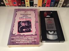 Wild Rovers Rare Western VHS 1971 Blake Edwards William Holden Ryan O'Neal