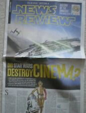 Star Wars – Sunday Times News Review – 25 October 2015