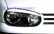 PALPEBRE FARI ANTERIORI VW GOLF 4 IV tutti i modelli TUNING SPORT