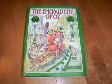 THE EMERALD CITY OF OZ Special Edition L. Frank Baum Classic Illustrated Book