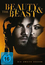 6 DVDs * BEAUTY & (AND) THE BEAST - STAFFEL / SEASON 2 - MB # NEU OVP +