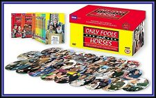 ONLY FOOLS AND HORSES COMPLETE COLLECTION - SERIES 1 - 7 PLUS SPECIALS *NEW DVD*