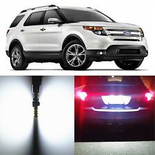 Alla Lighting License Plate Light 194 LEDs for Ford Explorer Sport Trac Transit