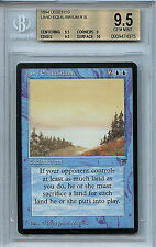 MTG Legends Land Equilibrium BGS 9.5 Gem Mint Magic the Gathering WOTC card 4375