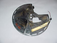 84 HONDA GOLDWING GL1200 GL 1200 OEM FRONT LEFT BRAKE ROTOR DISC COVER LIGHT