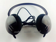Genuine Sony MDR-G45LP Street Style Neckband Headphones Headset Black Color