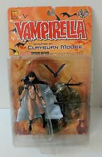 VAMPIRILLA COLLECTIBLE ACTION FIGURE BY CLAYBURN MOORE HARRIS COMICS