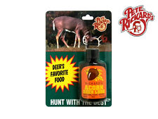PETE RICKARD - NEW 1 1/4 OZ. ACORN DEER LURE ATTRACTANT COVER SCENT - LH515