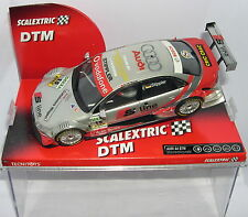 SCALEXTRIC 6262 AUDI A4 DTM  CTO.ESPAÑA IGUALADA 2007 OFF.DRIVERS  LTED.ED.  MB