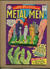 Metal Man #16 - Robots for Sale - 1965 (Grade 4.5) WH