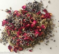 ATTRACT LOVE HERBAL SPELL MIX - Matters of The Heart & Desire -Same Day Despatch