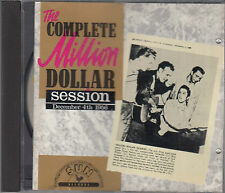 The Complete Million Dollar Session: Elvis Presley  CD FASTPOST