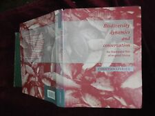 BIODIVERSITY DYNAMICS & CONSERVATION FRESHWATER FISH of TROPICAL AFRICA/1997 1st