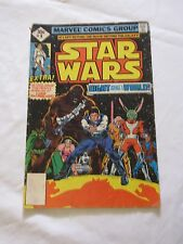 STAR WARS #8 Marvel Comics Group 1978