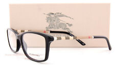 Brand New BURBERRY Eyeglass Frames BE 2120 3001 Black For Women Size 53