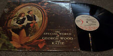 "George and Katie Wood ""The Special World"" FOLK AVA RECORDS LP"