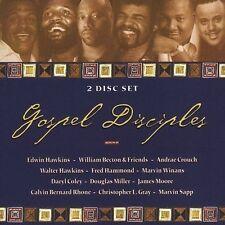 FREE US SH (int'l sh=$0-$3) NEW CD Various Artists: Gospel: Disciples