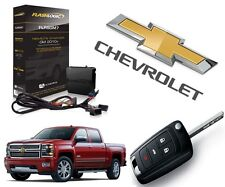 2014 2015 GMC SIERRA PLUG & PLAY REMOTE START SYSTEM SIMPLE CHEVY SILVERADO