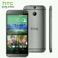 HTC ONE M8 GSM - 16GB ROM - 2GB RAM - QUADCORE PROCESSOR -DUO CAMERA - GUN METAL