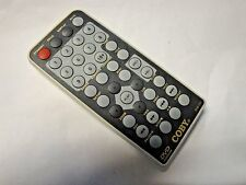 DVD-707 Coby Portable DVD/TV Remote Excellent Tested Cleaned condition