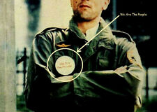 "FANCY DRESS HALLOWEEN COSTUME MOVIE PROP PATCH: ""Taxi Driver"" We Are The People"