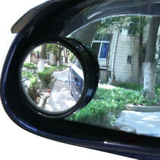 2pc Car Blind Spot Mirror Rearview 2 Side Wide Angle Round Convex IL