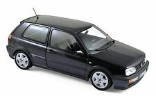 VW Golf III VR6 1996 purple 1:18 Norev neu & OVP 188417
