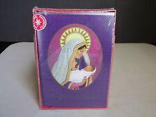 Spanish Greeting Cards Bendiciones en Navidad Blessings on Christmas Mary Jesus
