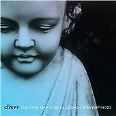 ELBOW - THE TAKE OFF AND LANDING OF EVERYTHING         CD Album    (2014)