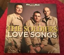 The Soldiers CD Album Love Songs