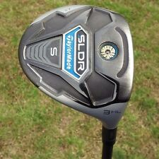 TaylorMade SLDR S 3 HL Fairway Wood 17 Degree Stiff Flex Fujikura Speeder 65