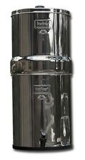 Big Berkey Water Purifier w/2 Black & 2 PF-2 Fluoride Filters NIB With Warranty
