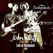 Live At Rockpalast - John Watts (2014, CD NEU)2 DISC SET