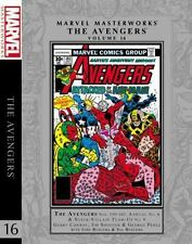 Marvel Masterworks: The Avengers Vol. 16, Conway, Gerry, Shooter, Jim, Lee, Stan