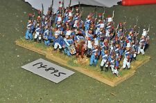 25mm napoleonic french infantry 35 figures   (14895)